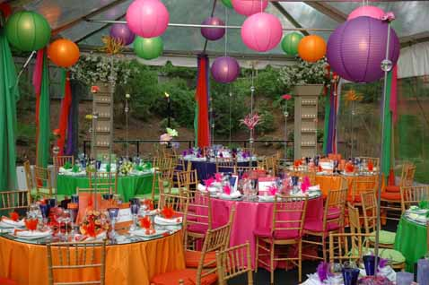 Colorful Mitzvah